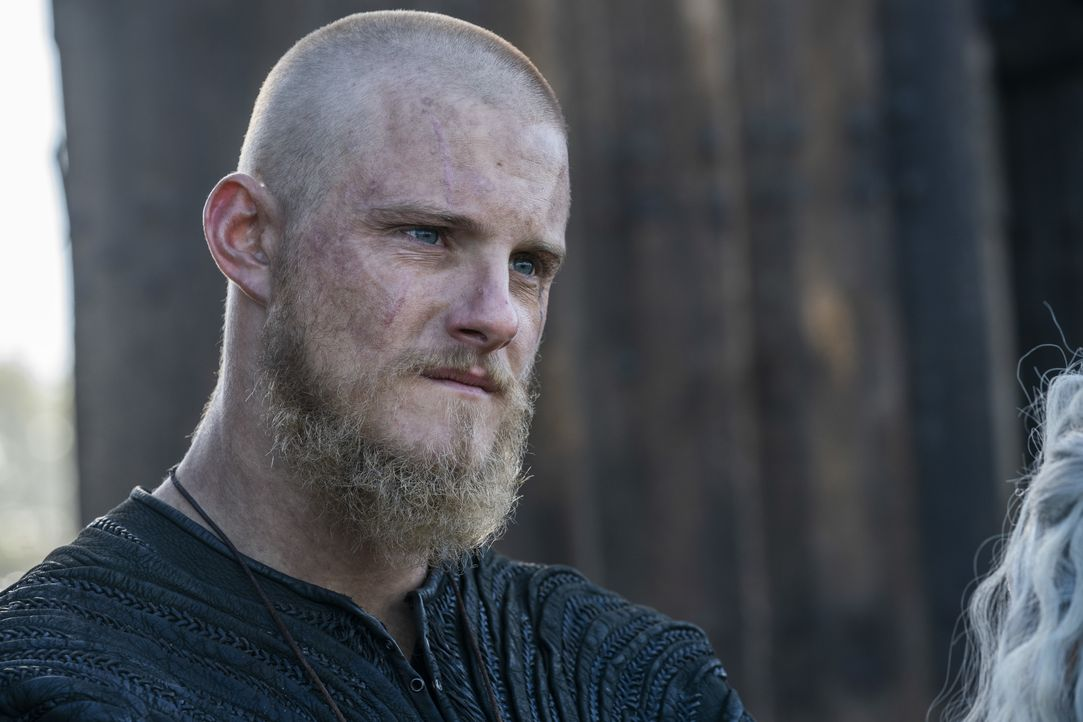 Björn (Alexander Ludwig) - Bildquelle: 2020 TM Productions Limited / T5 Vikings IV Productions Inc. All Rights Reserved. An Ireland-Canada Co-Production.