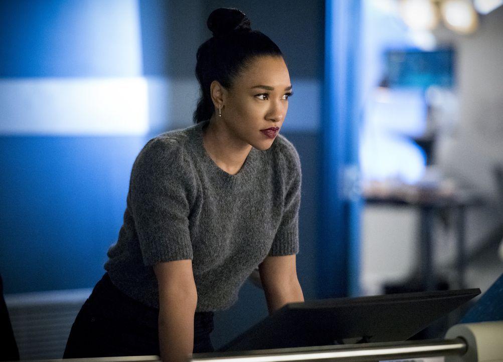 Iris West-Allen (Candice Patton) - Bildquelle: 2019 The CW Network, LLC. All rights reserved.