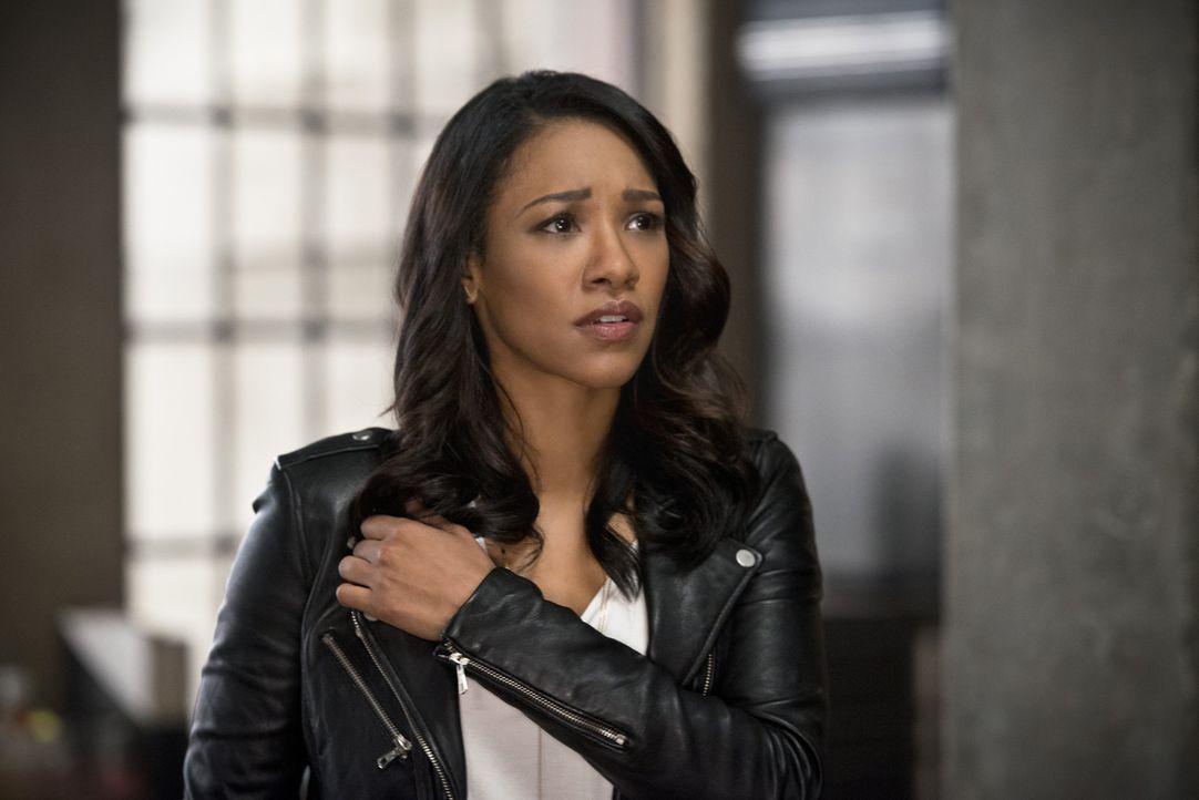 Wird sich Iris (Candice Patton) dazu durchringen, ihre Mutter zu treffen, als sie erfährt, dass es besonders schlecht um sie steht? - Bildquelle: 2015 Warner Brothers.