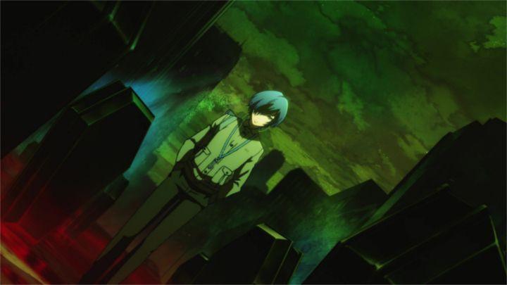 Makoto Yuuki - Bildquelle: ATLUS © SEGA/PERSONA3 the Movie Committee