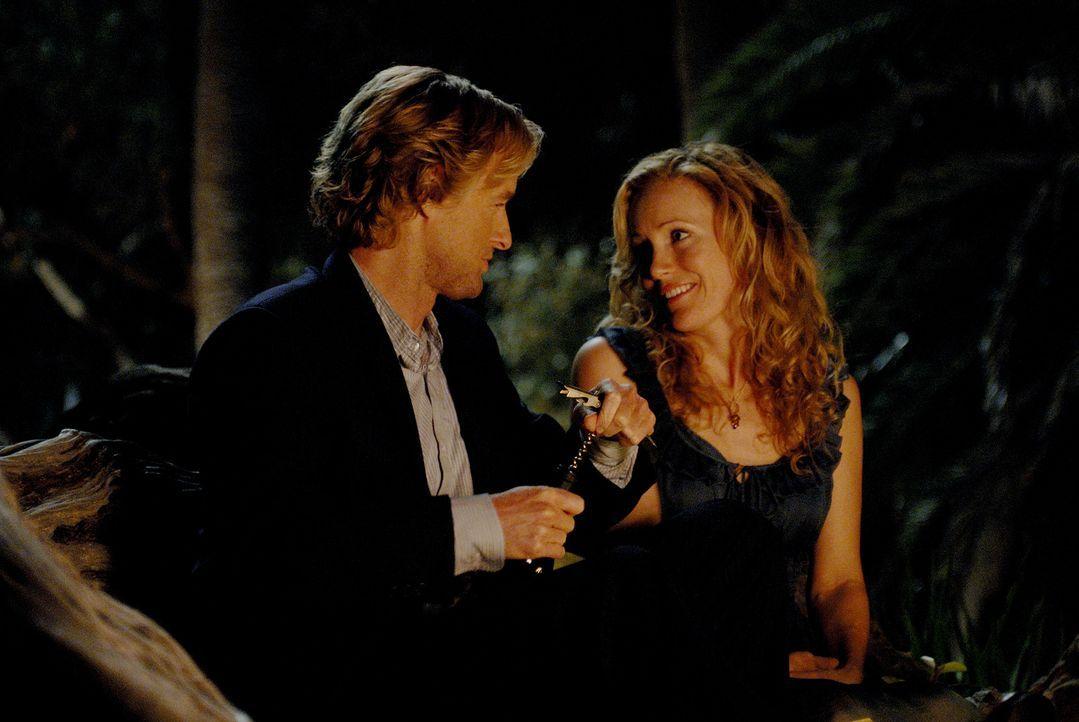 Eigentlich wollte Drillbit (Owen Wilson, l.) nichts anderes, als am Vermögen seiner kleinen Klienten zu partizipieren, um nach Kanada auswandern zu... - Bildquelle: 2007 Paramount Pictures