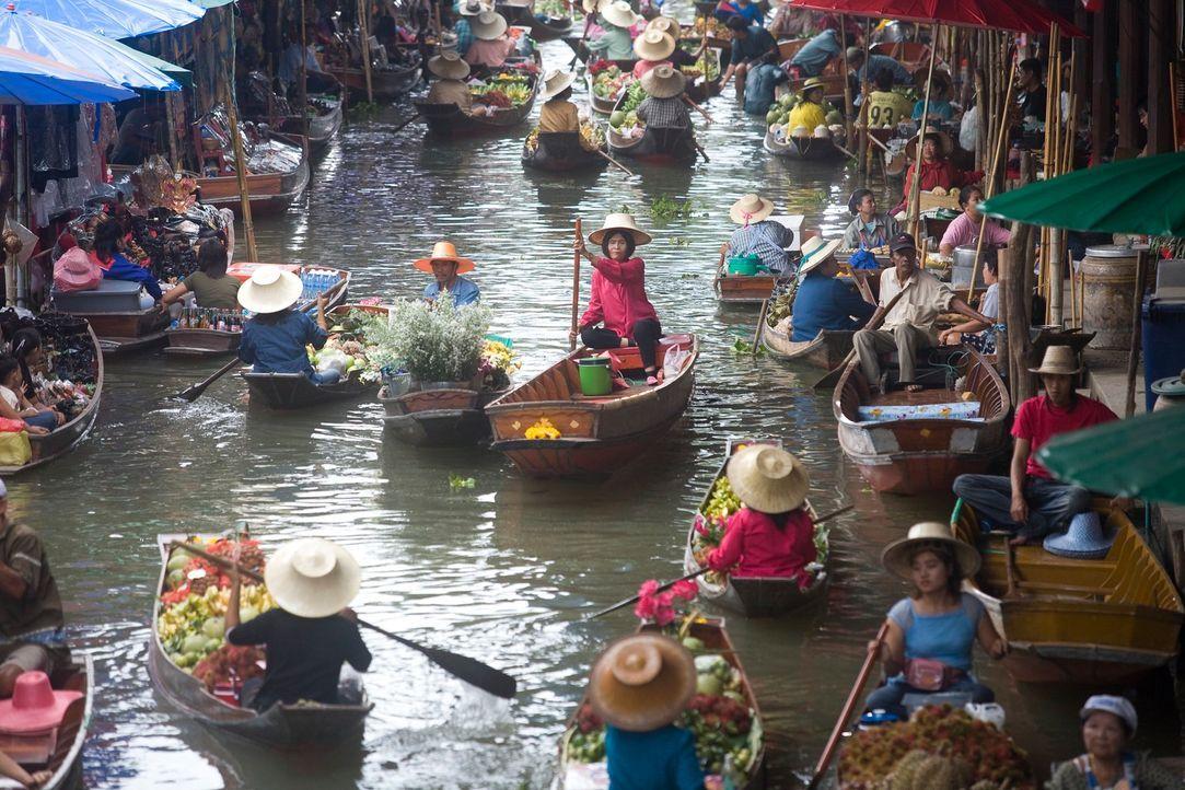 Gefährliches Bangkok ... - Bildquelle: Constantin Film