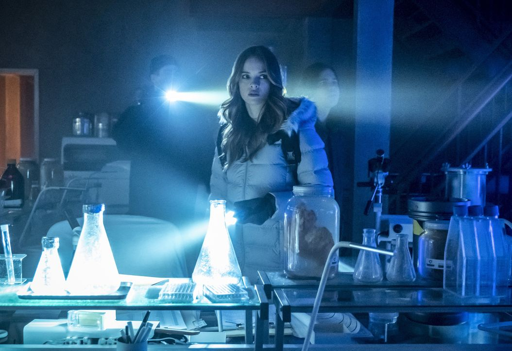 Caitlin (Danielle Panabaker) - Bildquelle: Katie Yu 2018 The CW Network, LLC. All rights reserved.