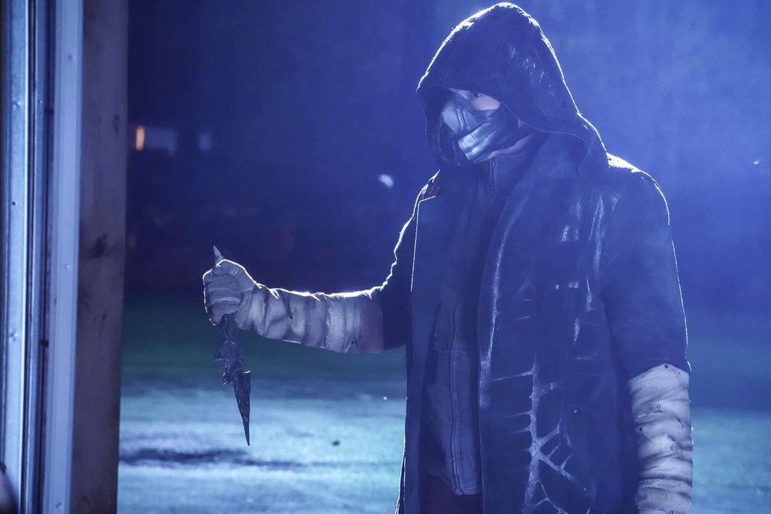 Orlin alias Cicada (Chris Klein) - Bildquelle: Shane Harvey 2018 The CW Network, LLC. All rights reserved.