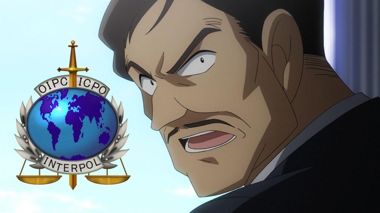 Dark Knight - Bildquelle: Gosho Aoyama/Shogakukan·YTV·A-1 Pictures 2014