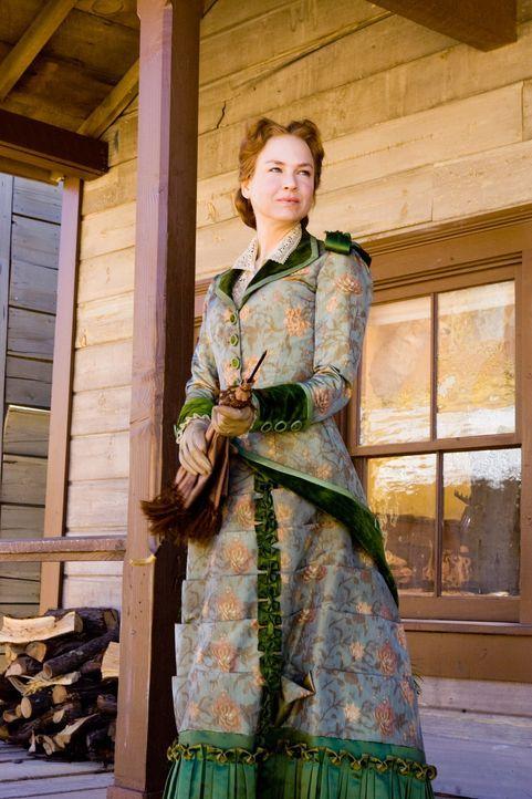 Allison (Renée Zellweger) weiß was will und holt sich das auch im wilden Westen. Männer kann sie leicht um den Finger wickeln ... - Bildquelle: Warner Bros.