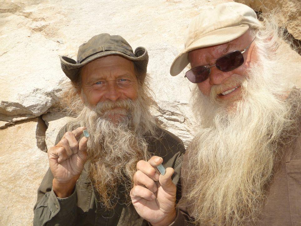 Werden fündig: Dwayne (l.) und Keith O'Donnel (r.) ... - Bildquelle: High Noon Entertainment 2014