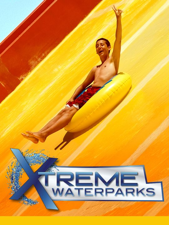 (3. Staffel) - Xtreme Waterparks - Artwork - Bildquelle: 2017, The Travel Channel, LLC. All Rights Reserved.