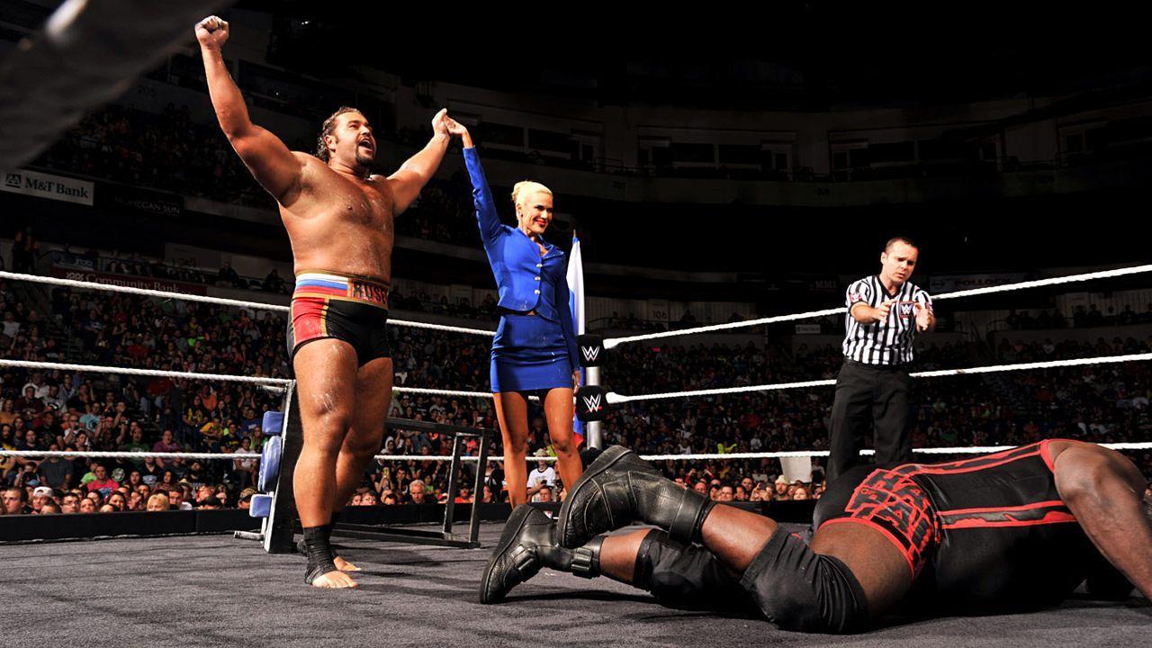 SmackDown 13. September 10