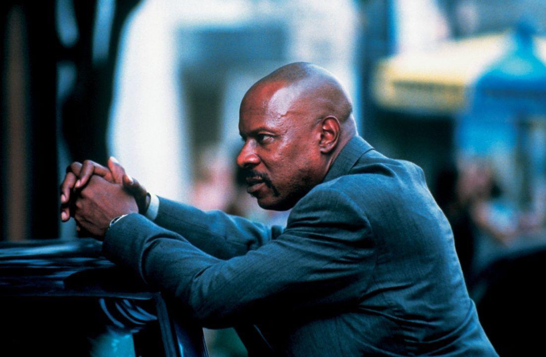 Detective Leon Jackson (Avery Brooks) bekommt es mit publicitysüchtigen Gangstern zu tun ... - Bildquelle: New Line Cinema