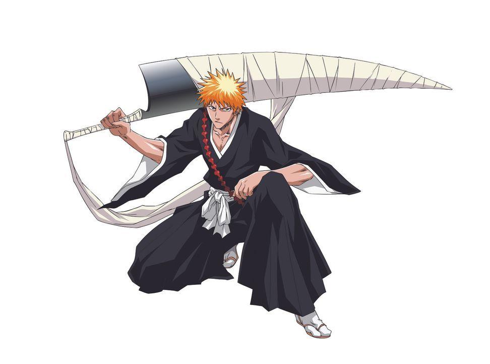 Fluch oder Segen? Der 15-jährige Schüler Kurosaki Ichigo besitzt die Fähigkeit, Geister zu sehen ... - Bildquelle: Tite Kubo / Shueisha, TV TOKYO, dentsu, Pierrot