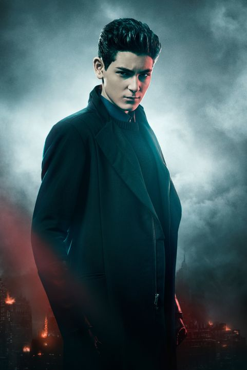 (5. Staffel) - Bruce Wayne (David Mazouz) - Bildquelle: 2018 Warner Bros. Entertainment Inc.  All Rights Reserved.