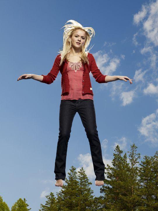 (3. Staffel) - Lebt mit ihrem Vater in Eureka, einem kleinen Städtchen, in dem nichts normal ist. Doch Zoe (Jordan Hinson) hat sich längst daran gew... - Bildquelle: Universal Television
