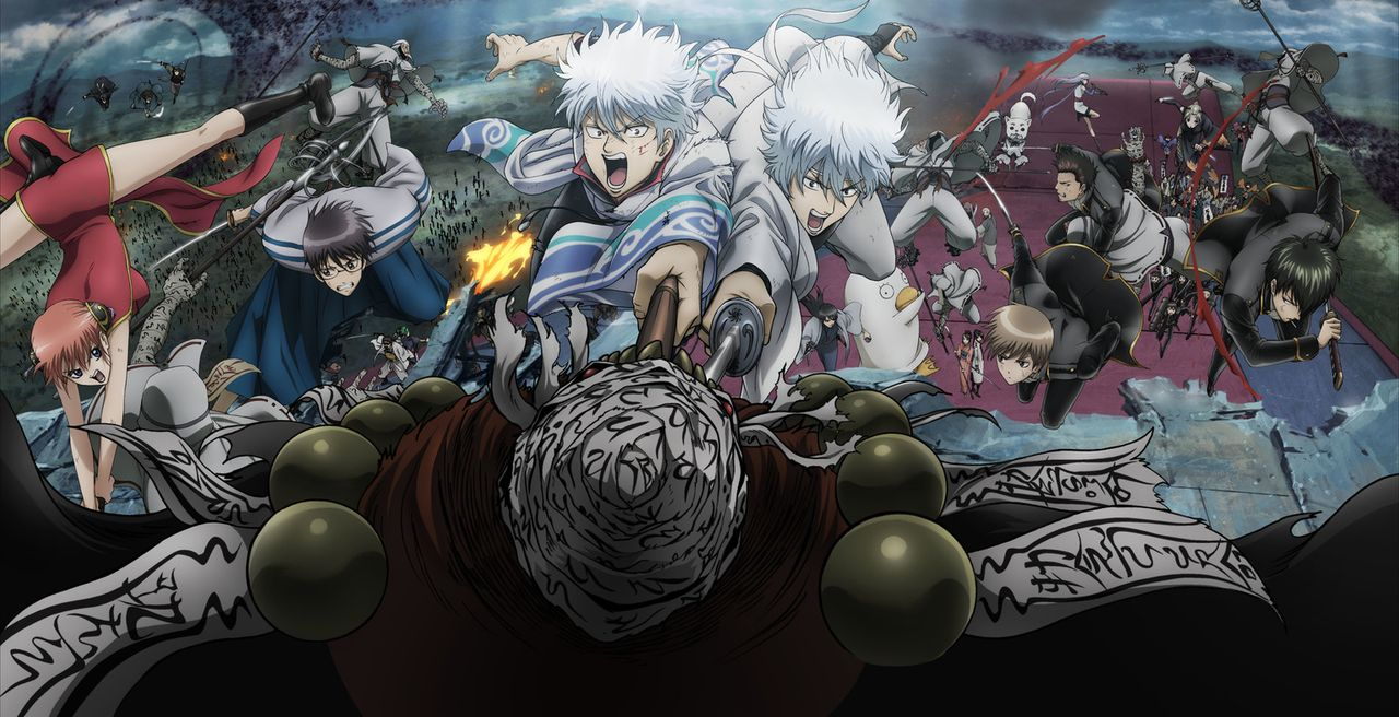 Gintama Movie 2 - Artwork - Bildquelle: Hideaki Sorachi/GINTAMA the Movie