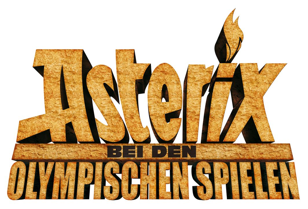 ASTERIX BEI DEN OLYMPISCHEN SPIELEN - Logo - Bildquelle: Constantin Film