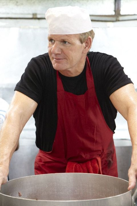 Gordon Ramsey - Bildquelle: One Potato Two Potato MMX