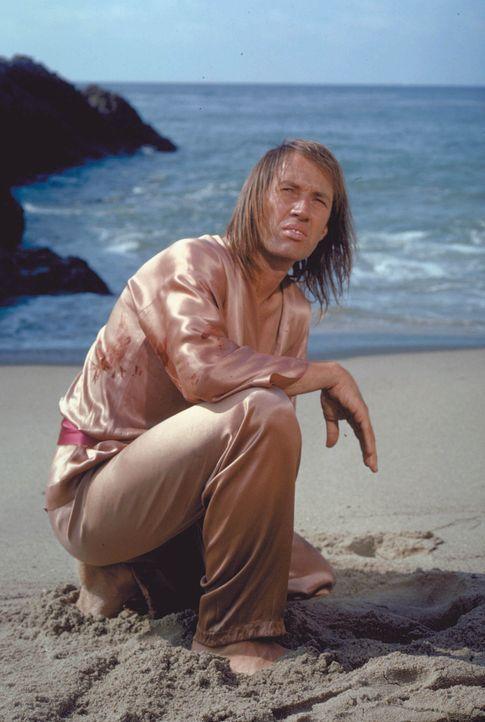 (1. Staffel) - Caine (David Carradine), Sohn eines Amerikaners und einer Chinesin, wurde von Shaolin-Mönchen erzogen. Diese bildeten den jungen Mann... - Bildquelle: Warner Bros.