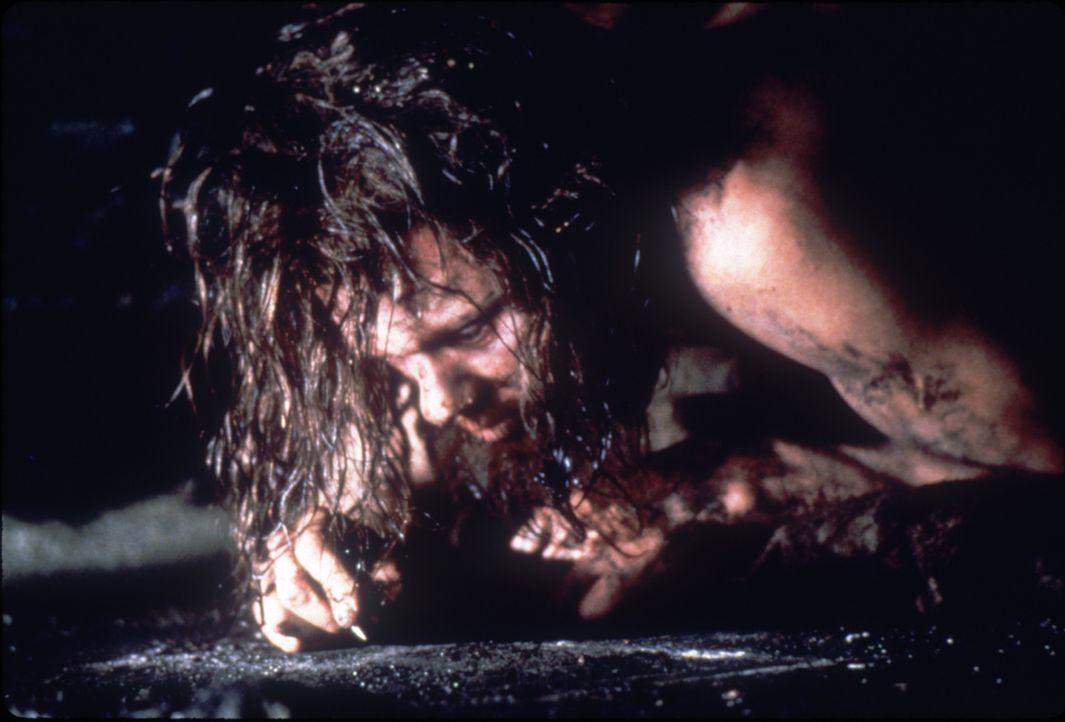 Völlig abgeschirmt von der Außenwelt, in totaler Dunkelheit, ohne Kleidung, ohne Bett, ohne Toilette, verbringt Henri Young (Kevin Bacon), obwohl da... - Bildquelle: Warner Bros.