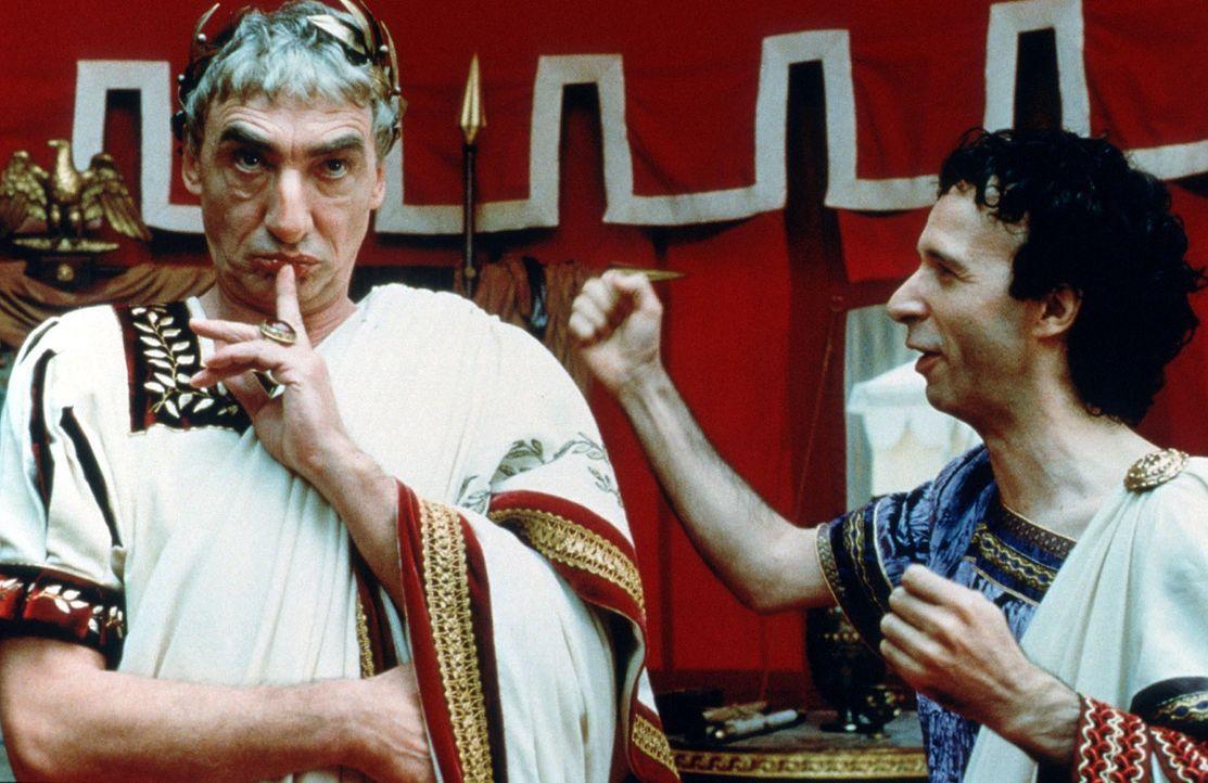 Beim Teutates! Die halbe Welt hat sich das römische Reich schon untertan gemacht, doch dieses verflixte gallische Dorf ist nicht klein zu kriegen. C... - Bildquelle: Constantin Film