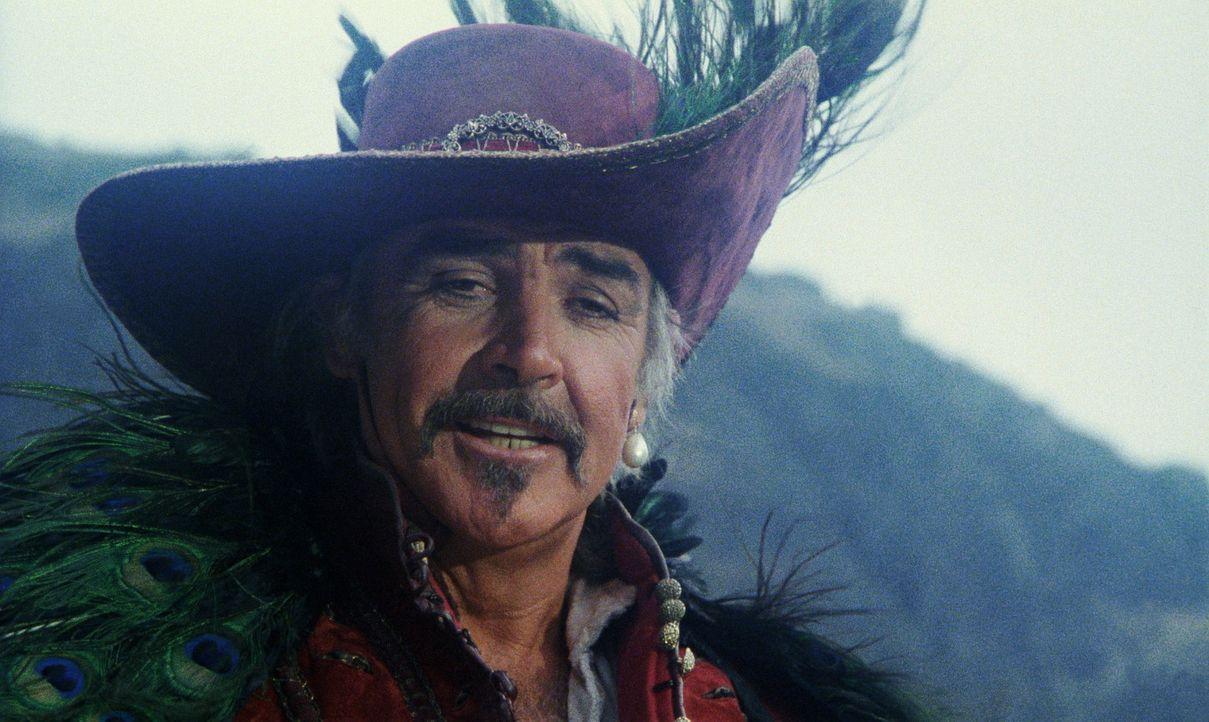 Der edle Ramirez (Sean Connery, l.) macht aus dem barbarischen Highlander Connor einen ehrenhaften Kämpfer für das Gute ... - Bildquelle: 20th Century Fox Film Corporation