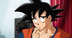 Ein ratloser Son Goku