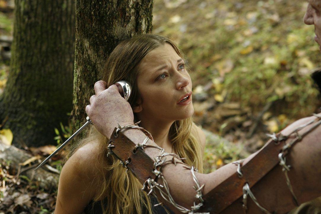 Gerät in die Hände eines durchgeknallten Mörders: Madison (Sarah Roemer) ... - Bildquelle: Kinowelt GmbH