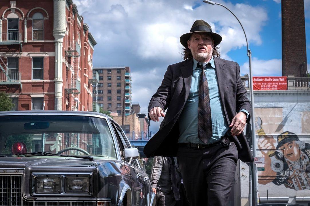 Wird Bullock (Donal Logue) seine Polizisten und auch Pinguins Männer in eine Falle tappen lassen? - Bildquelle: 2017 Warner Bros.