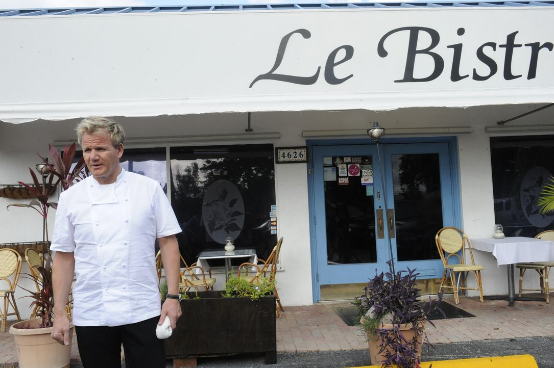 Gordon Ramsay - Bildquelle: Jeffrey Neira 2009 ITV Studios, Inc. all rights reserved./Jeffrey Neira