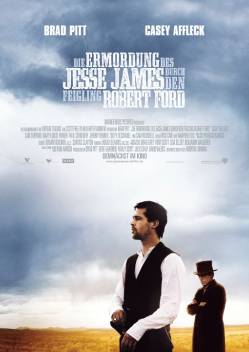 Die Ermordung des Jesse James durch den Feigling Robert ... - Bildquelle: TM and   2007 Warner Bros. Entertainment Inc. All Rights Reserved.