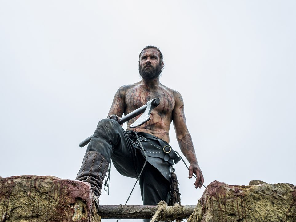 Der Angriff auf Paris steht bevor. Haben Rollo (Clive Standen) und die Wikinger wirklich eine Chance? - Bildquelle: 2015 TM PRODUCTIONS LIMITED / T5 VIKINGS III PRODUCTIONS INC. ALL RIGHTS RESERVED.