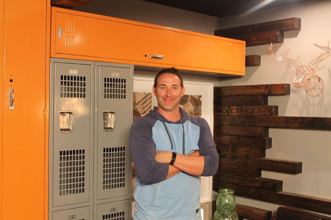 Josh Temple - Bildquelle: 2016,DIY Network/Scripps Networks, LLC. All Rights Reserved