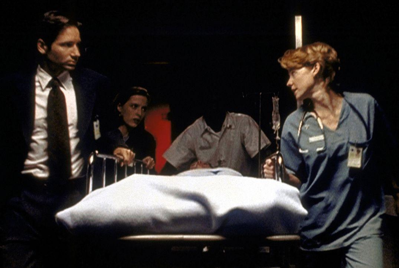 Im Krankenhaus stellt man fest, dass das Gehirn des Entführungsopfers durch einen unsachgemäßen Eingriff des Verbrechers irreparabel geschädigt wurd... - Bildquelle: TM +   2000 Twentieth Century Fox Film Corporation. All Rights Reserved.