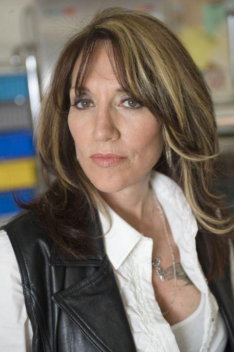 (1. Staffel) - Wenn sie sich etwas in den Kopf gesetzt hat, schreckt sie vor nichts zurück, ihren Willen durchzusetzen: Gemma Teller Morrow (Katey... - Bildquelle: 2008 FX Networks, LLC. All rights reserved.