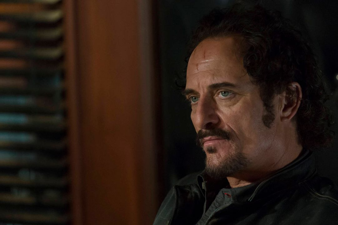 Die Bedrohung durch einen vertrauten Feind wird für Tig (Kim Coates) immer größer ... - Bildquelle: 2012 Twentieth Century Fox Film Corporation and Bluebush Productions, LLC. All rights reserved.