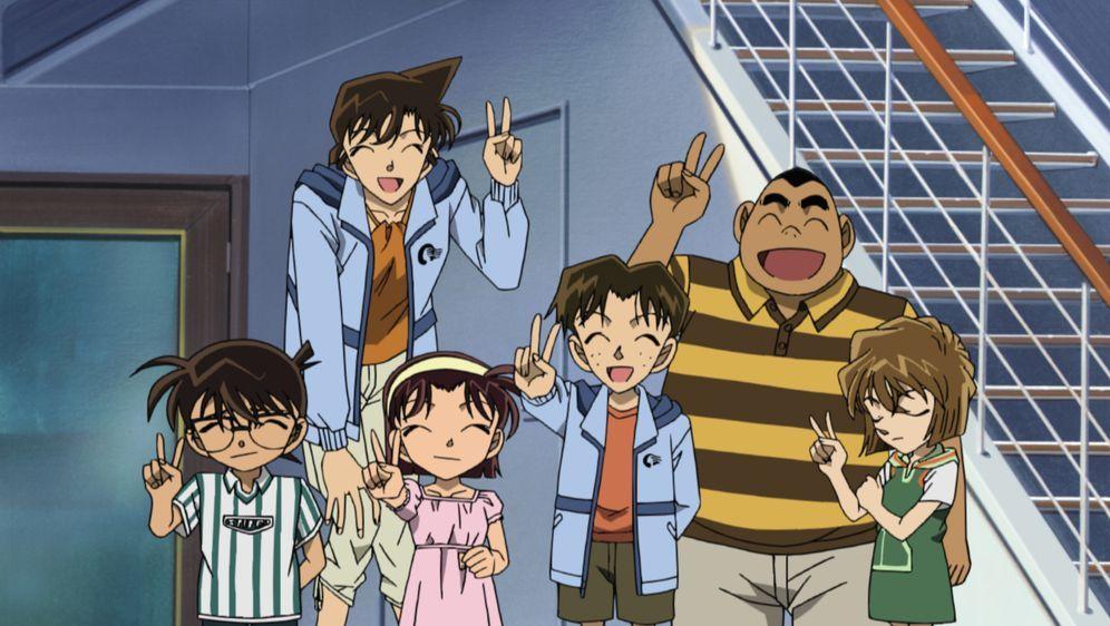 Detektiv Conan: Das Komplott über dem Ozean - Bildquelle: 2005 GOSHO AOYAMA / SHOGAKUKAN-YTV-NTV-ShoPro-TOHO-TMS All Rights Reserved