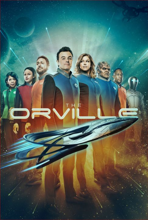 (1. Staffel) - Orville - Artwork - Bildquelle: 2017 Fox and its related entities.  All rights reserved.