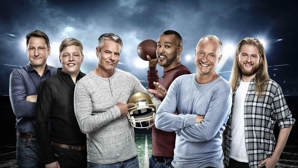 Countdown zum Super Bowl 2017 - Bildquelle: Martin Saumweber ProSiebenMAXX