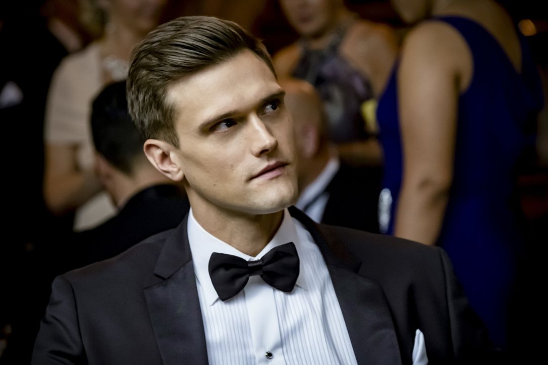 Ralph Dibny (Hartley Sawyer) - Bildquelle: Katie Yu 2019 The CW Network, LLC. All rights reserved. / Katie Yu