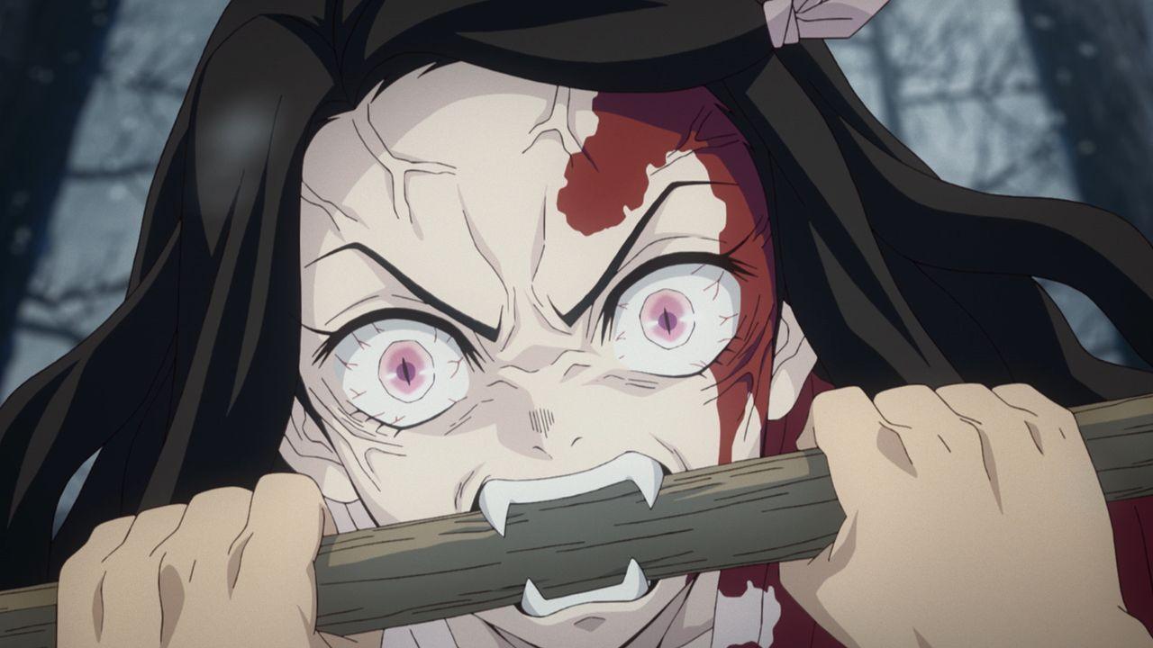 Grausamkeit - Bildquelle: Koyoharu Gotoge / SHUEISHA, Aniplex, ufotable