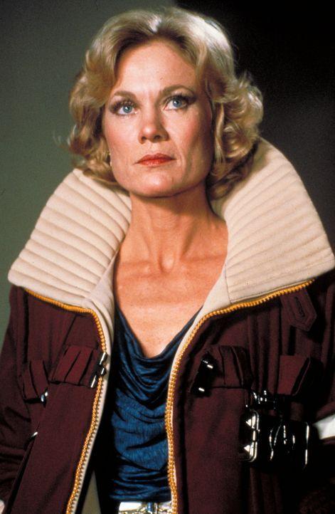 Dr. Carol Marcus (Bibi Besch), die einst mit James Kirk liiert war, ruft diesen zu Hilfe … - Bildquelle: Paramount Pictures