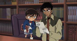 Heiji und Conan (Detektiv Conan)