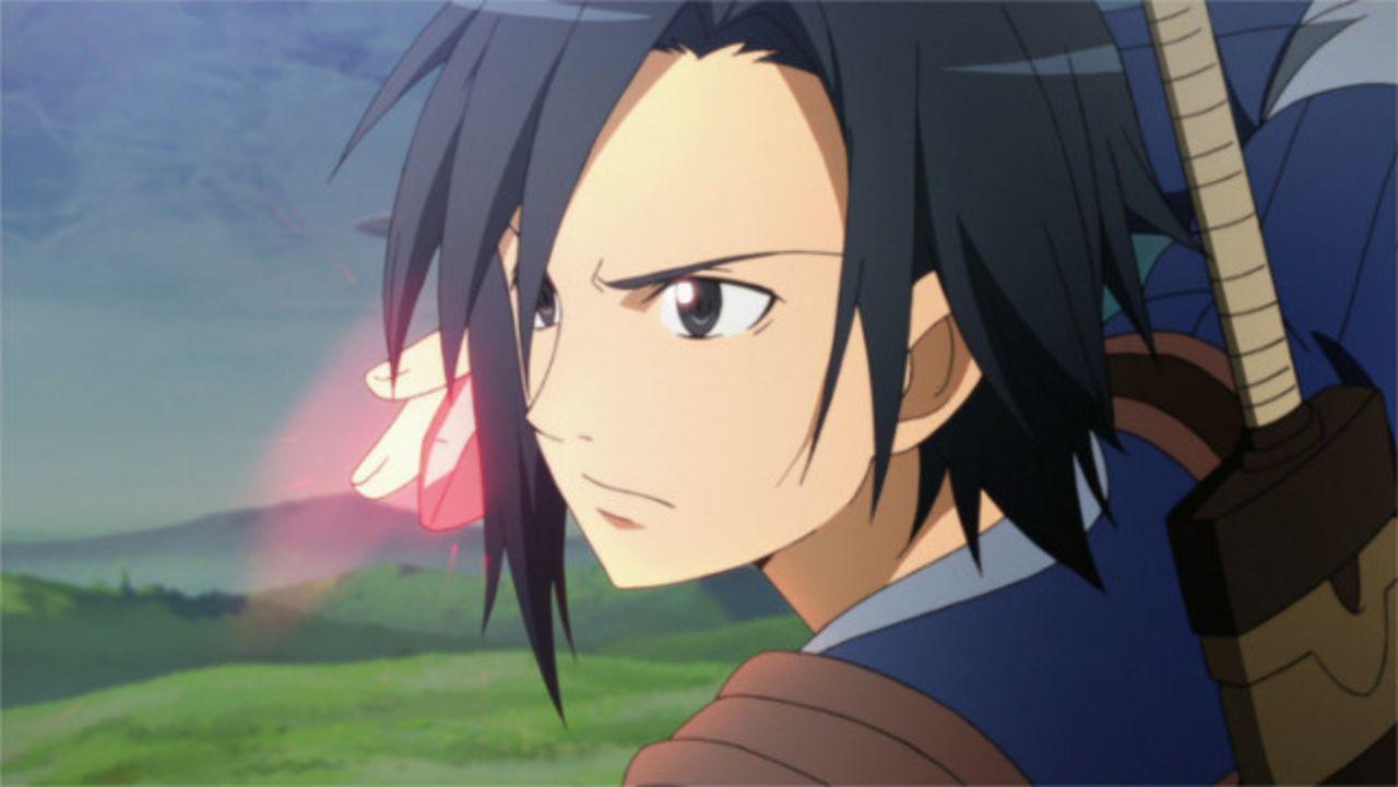 Der Online Game-Spieler Kazuto alias Kirito freut sich auf das Release des Online-Rollenspiels Sword Art Online. Doch als er sich schließlich wieder... - Bildquelle: REKI KAWAHARA/ASCII MEDIA WORKS/SAO Project