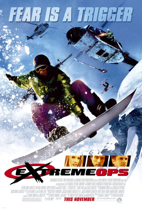 Extreme Ops - Bildquelle: TM & Copyright   2002 by Paramount Pictures. All Rights Reserved.