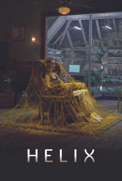 (2. Staffel) - HELIX - Plakat - Bildquelle: 2014 Sony Pictures Television Inc. All Rights Reserved./Syfy