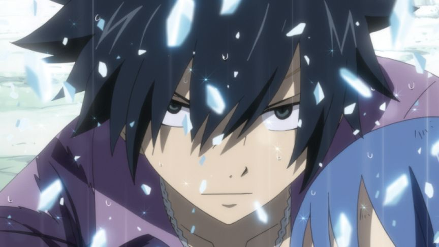 Gray Fullbuster - Bildquelle: Hiro Mashima - KODANSHA/Fairy Tail Guild - TV TOKYO. All Rights Reserved.