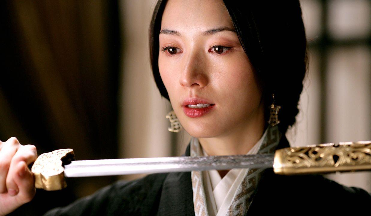 Xiao Qiao (Chiling Lin) kämpft für den Frieden in ihrem Land. Wenn nötig mit Gewalt ... - Bildquelle: Constantin Film Verleih GmbH