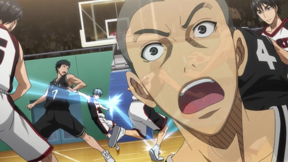 - Bildquelle: Tadatoshi Fujimaki/SHUEISHA,Team Kuroko
