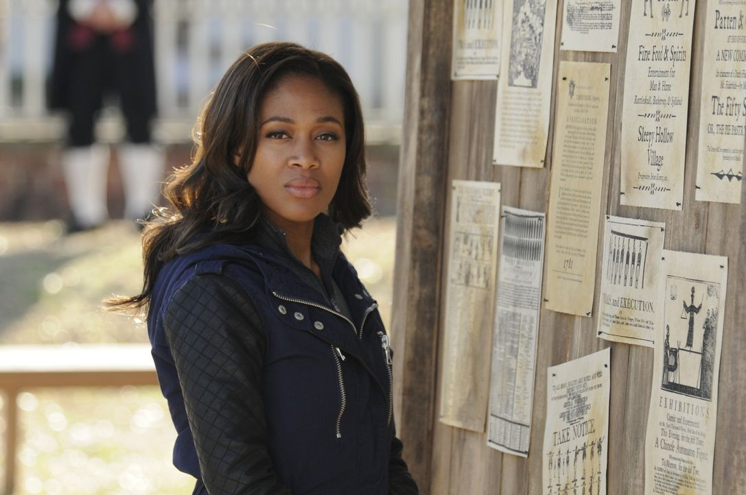 Der Versuch Katrina aufzuhalten, bringt Abbie (Nicole Beharie) in eine wirklich missliche Lage ... - Bildquelle: 2014 Fox and its related entities. All rights reserved