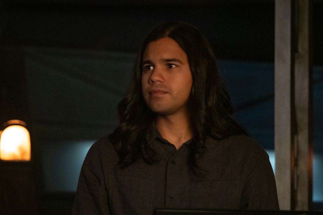 Cisco Ramon (Carlos Valdes) - Bildquelle: Katie Yu 2019 The CW Network, LLC. All rights reserved. / Katie Yu