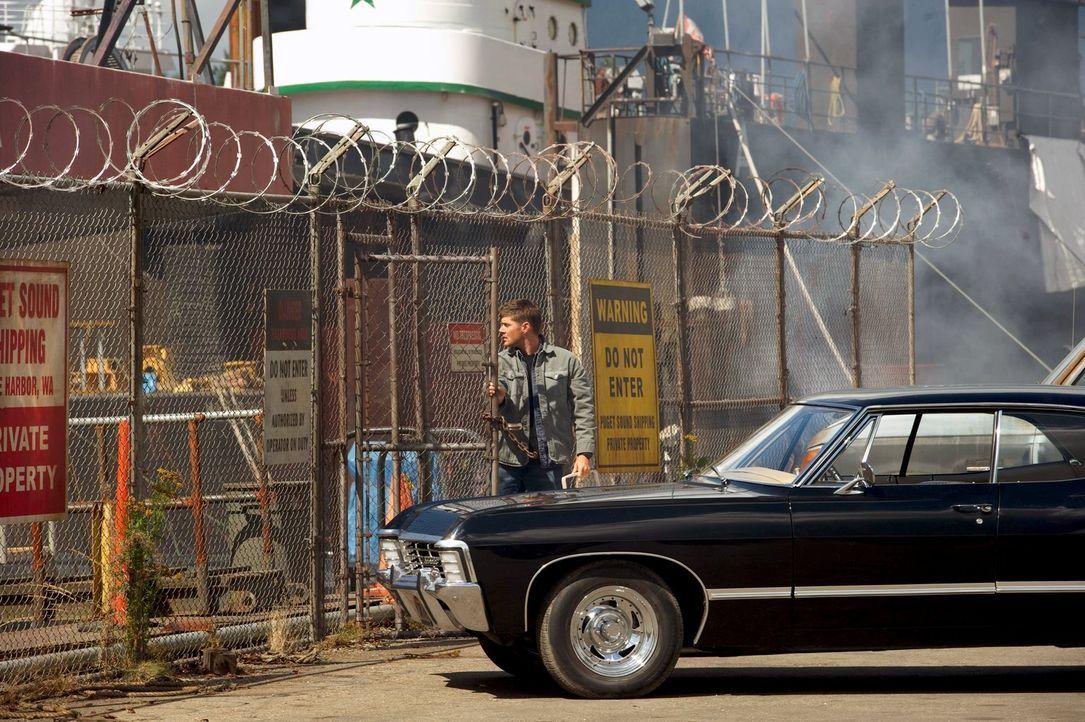Als ein alter Freund ihn um Hilfe bittet, macht sich Dean (Jensen Ackles) auf den Weg und begibt sich damit in höchste Gefahr ... - Bildquelle: Warner Bros. Television